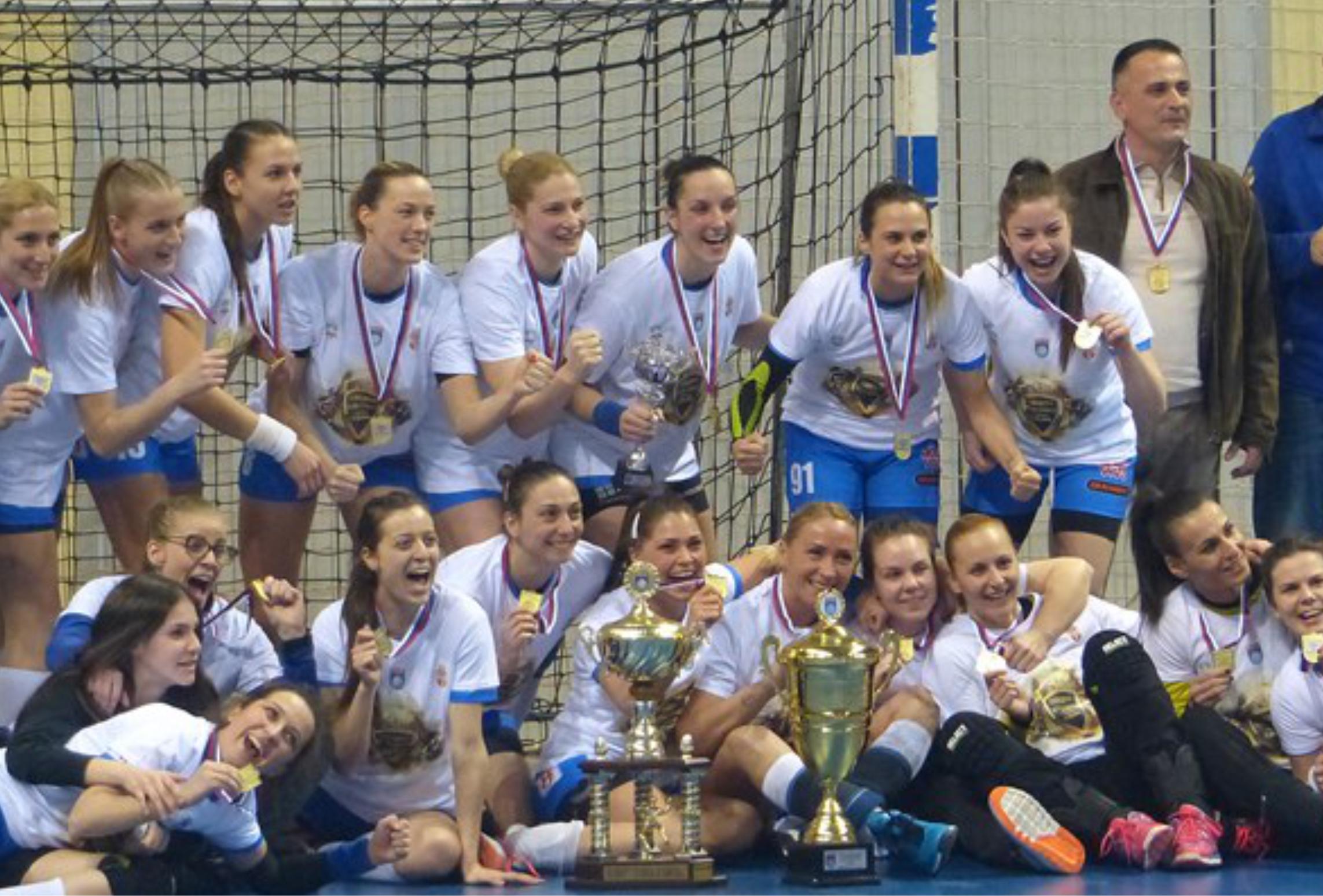 Još jedan trofej u ARDU opremi! ŽRK Bekament Bukovička Banja osvajač kupa Srbije 2019