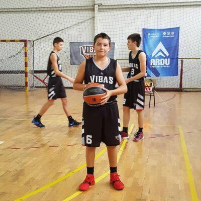 VIBAS BASKET 1