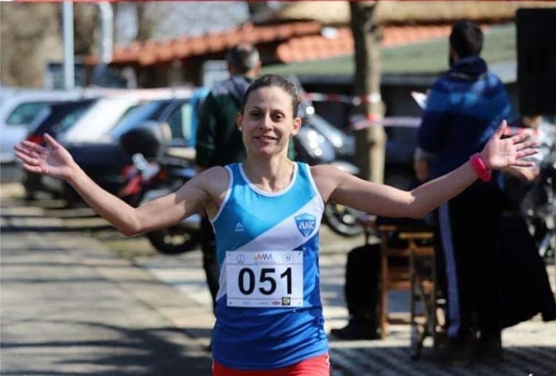 Verica Đorđević, AK Surčin, prvak Srbije u Ultramaratonu