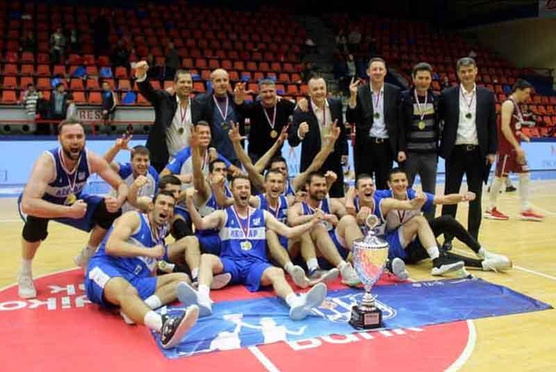 Košarkaši Leotara šampioni Repubike Srpske